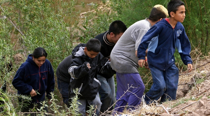 Challenging US 'rocket docket' child removals