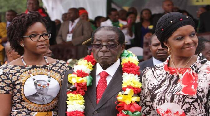 Obituary: Zimbabwe's Robert Mugabe